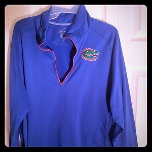 Florida Gators Long Sleeve Pullover Jacket XXL.